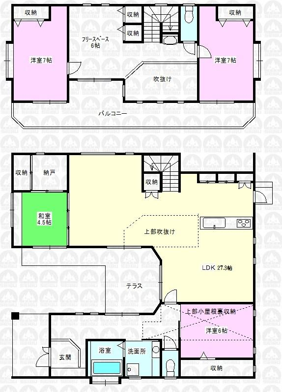 花園1(新所沢駅) 4980万円