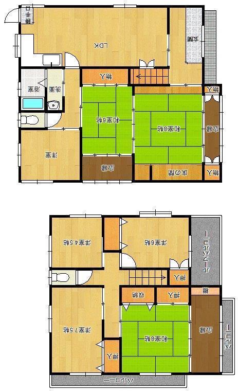三郎丸2(城野駅) 1600万円