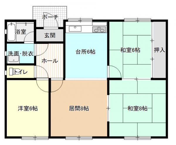 フィオーレ喜連川3 1300万円