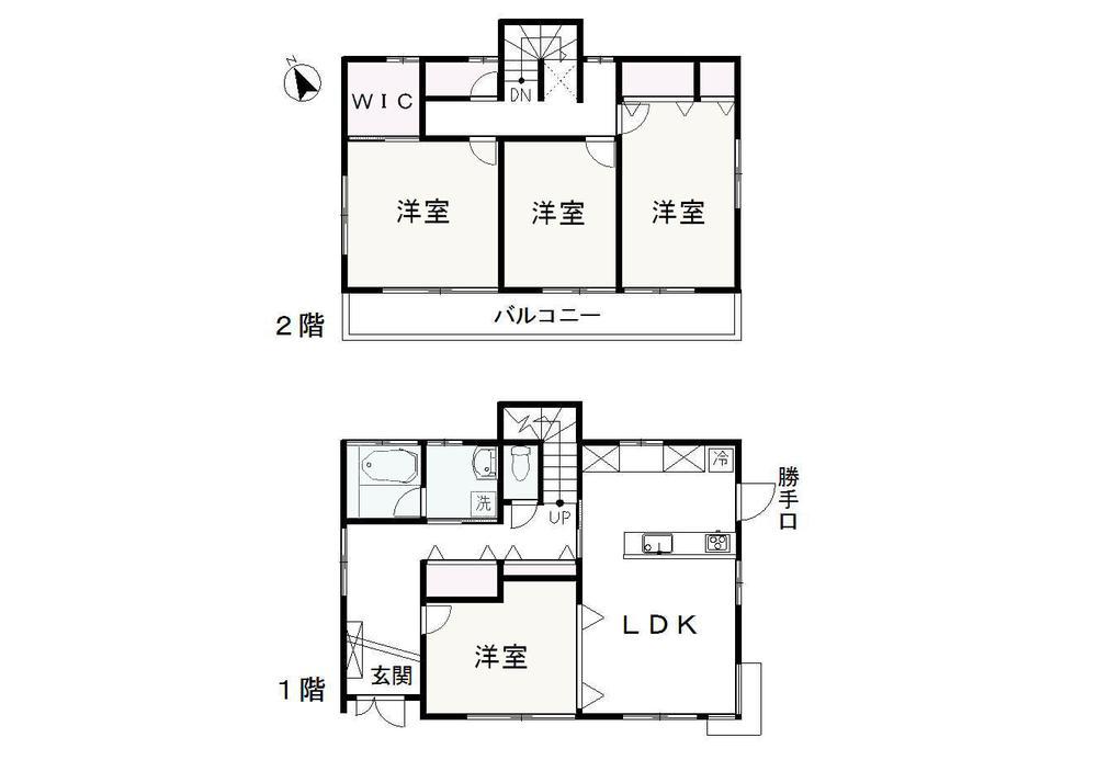下大類町(倉賀野駅) 1640万円