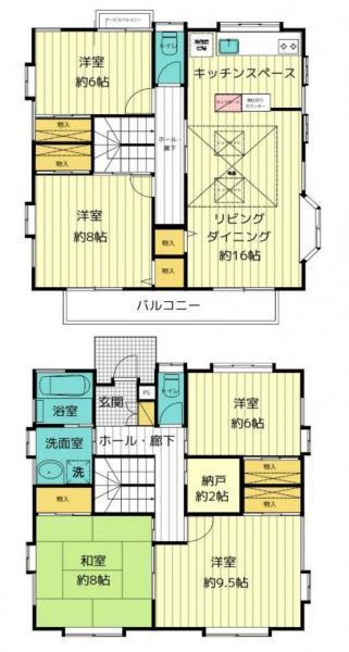 おゆみ野4(鎌取駅) 3580万円