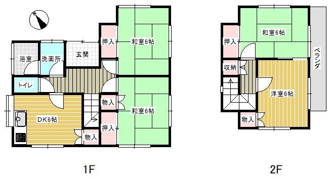乙女1(間々田駅) 720万円