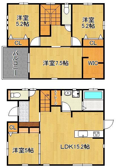 茶屋町(南小倉駅) 3548万円
