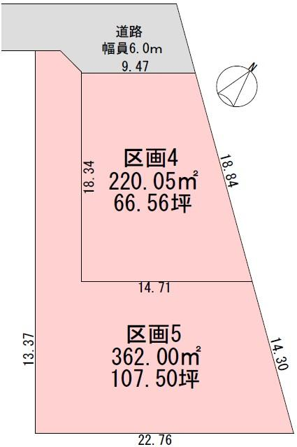 大字乙女(間々田駅) 614万円