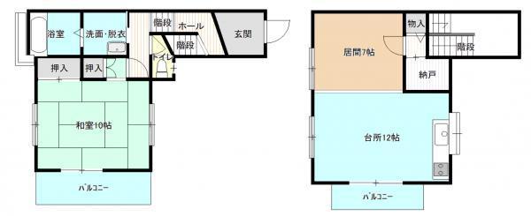 玉田(片岡駅) 850万円