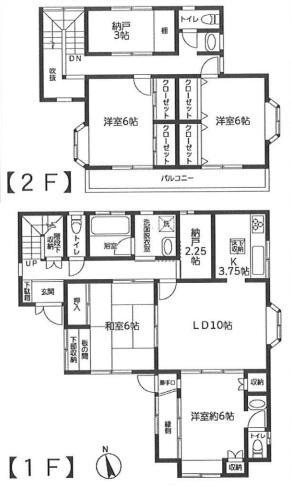 東菅野4(京成八幡駅) 5800万円