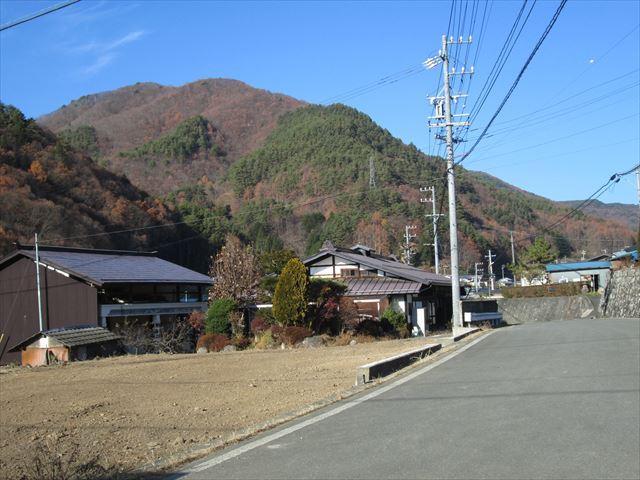 高遠町藤澤片倉 116万円