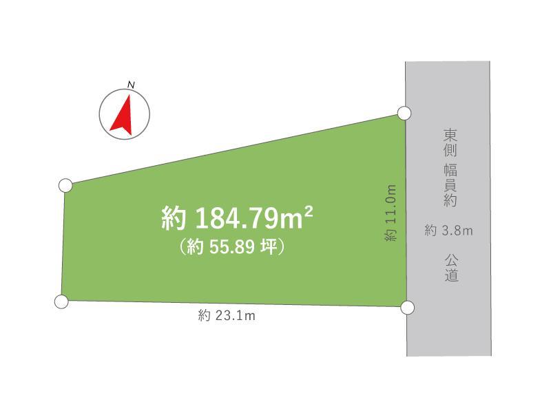 旭町通1番町(白山駅) 2980万円