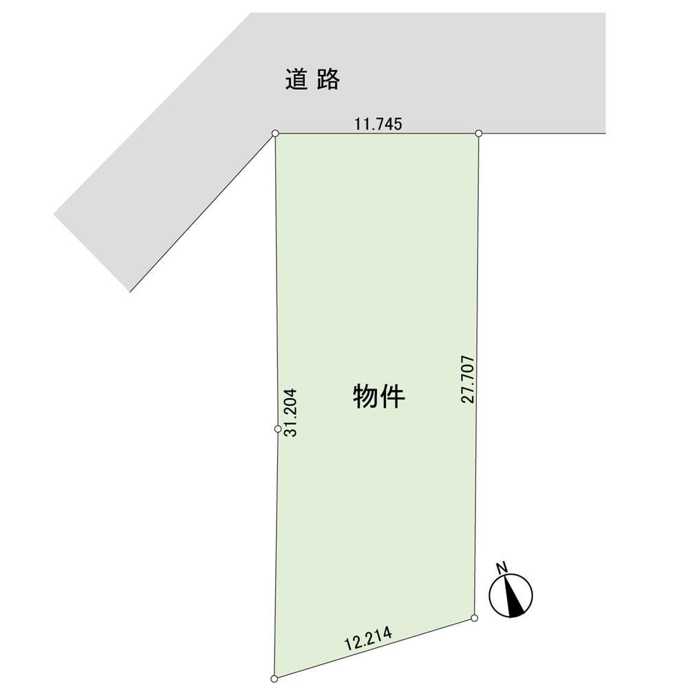 五軒家町(川名駅) 9325万円
