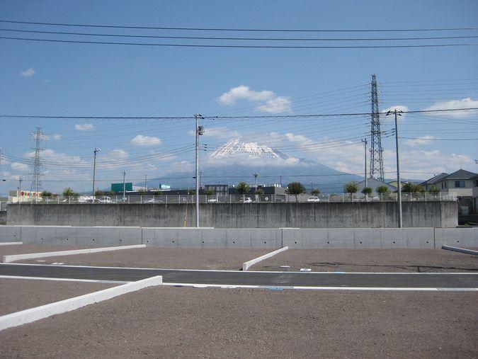サントガーデン富士厚原Ⅱ(建築条件付)宅地分譲