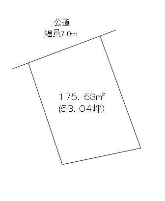 正木町森新田4(不破一色駅) 500万円