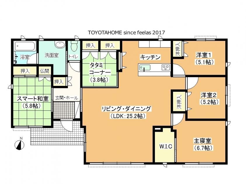 草井町宮西(扶桑駅) 3610万円