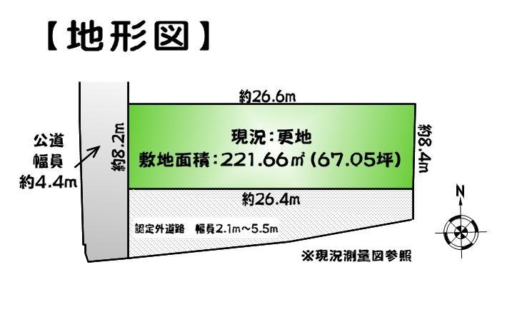 喜多町6(小泉駅) 720万円