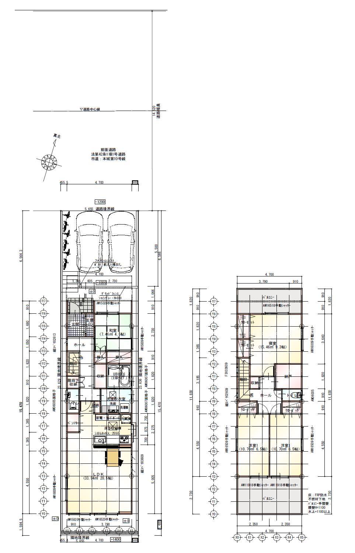 本城町1(本笠寺駅) 4380万円