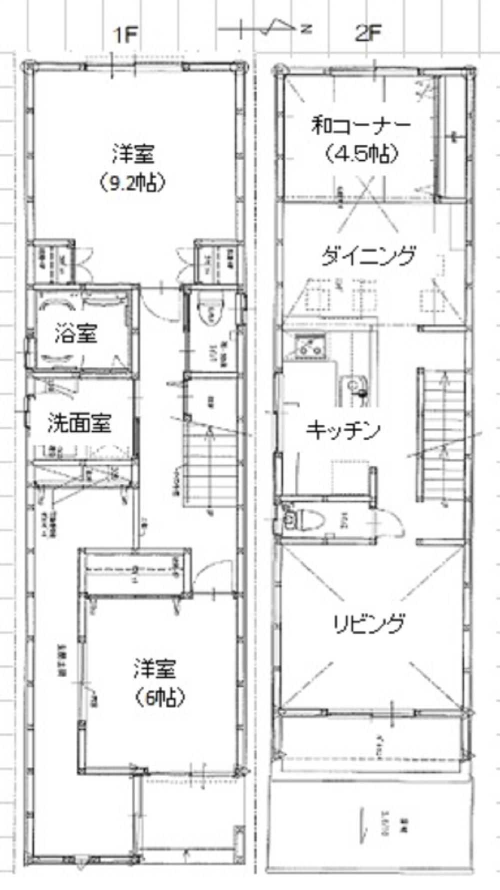西賀茂坊ノ後町(北大路駅) 4595万円