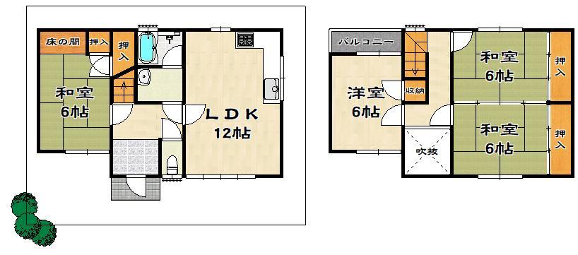 高鷲8(高鷲駅) 890万円