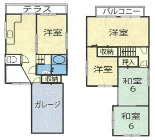 田尻(宮前駅) 580万円