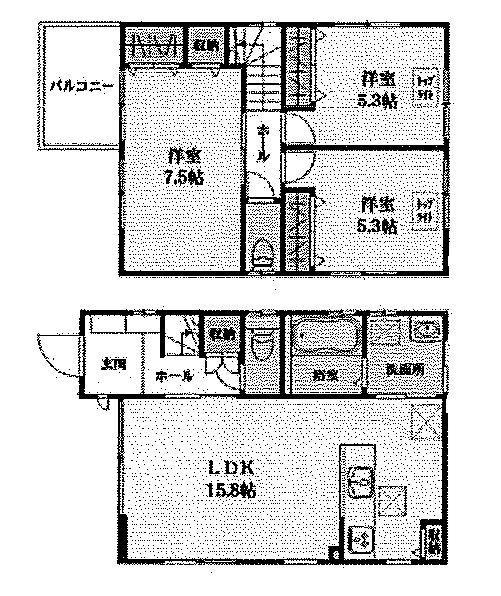 梅津中村町(松尾大社駅) 3480万円