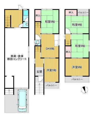 清水丘3(我孫子前駅) 1800万円