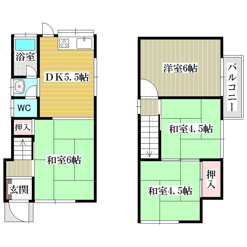 小倉町(御殿山駅) 790万円