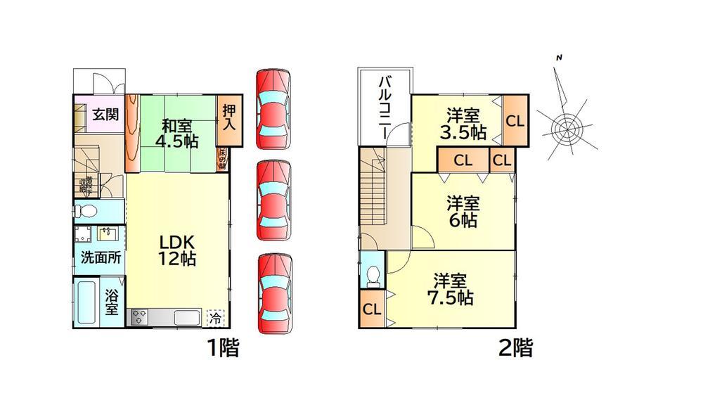 松之浜町1(松ノ浜駅) 2280万円