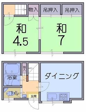 新中町(中書島駅) 680万円