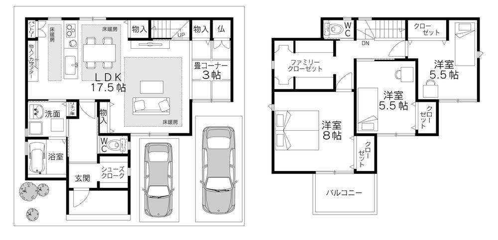 西取石7(北信太駅) 3480万円
