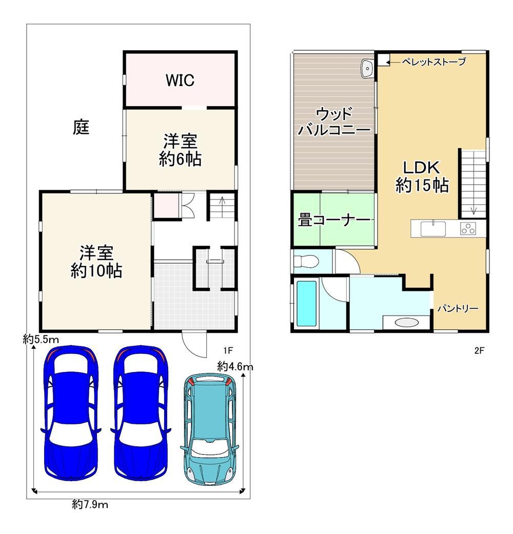 西野(北野田駅) 4880万円