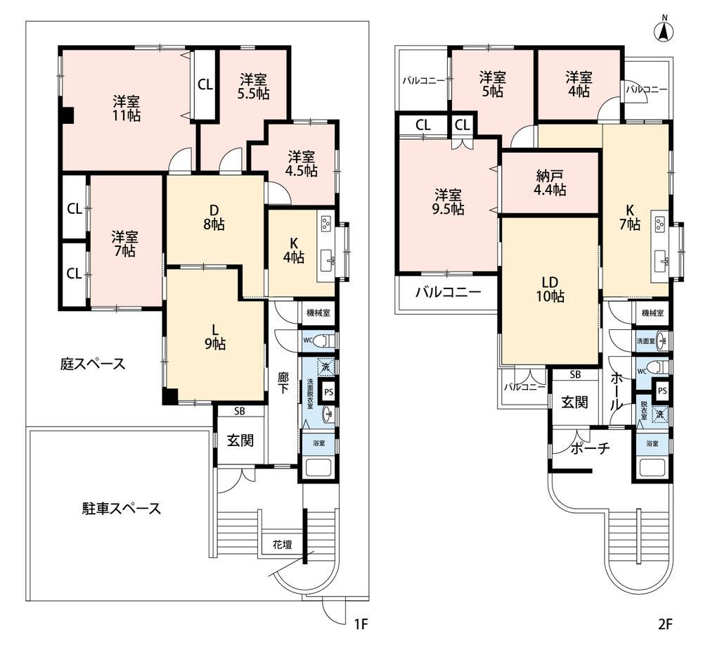 新在家本町6(姫路駅) 4500万円