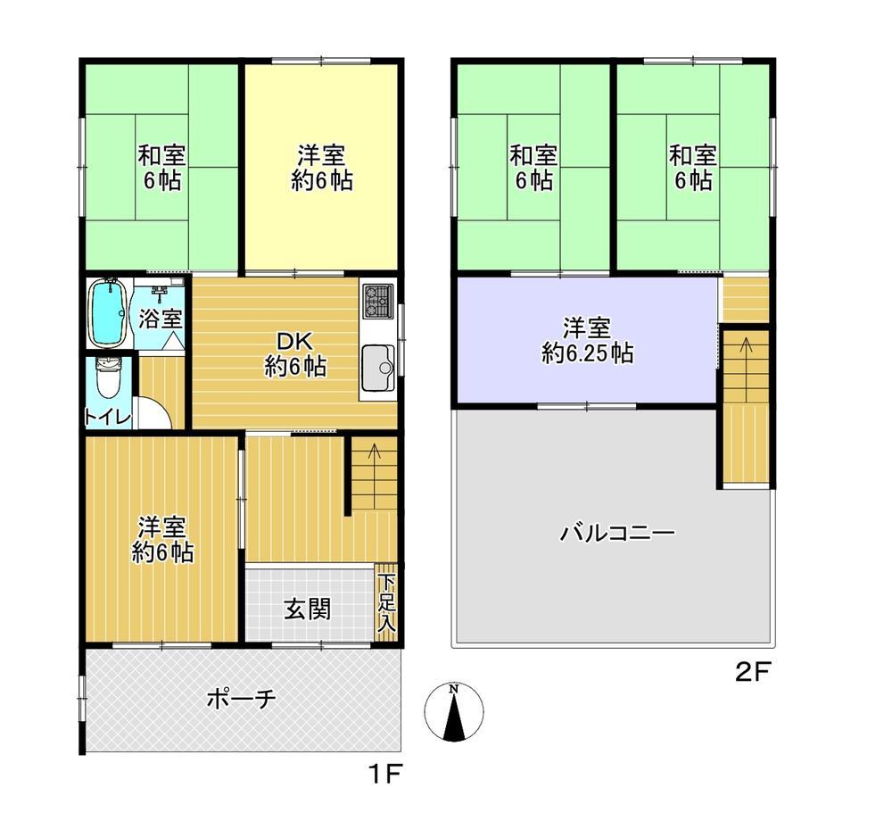 若葉町(寝屋川市駅) 680万円