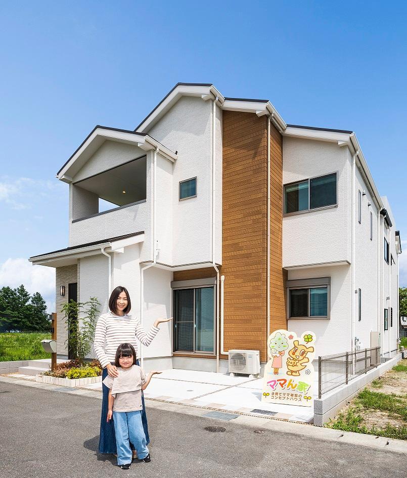 パークスランド寝屋川日光苑【いつでも10邸以上モデルハウスが見学できる!甲子園球場より広い283区画のビッグタウン!】