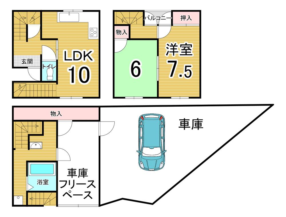 帝塚山1(東玉出駅) 2280万円