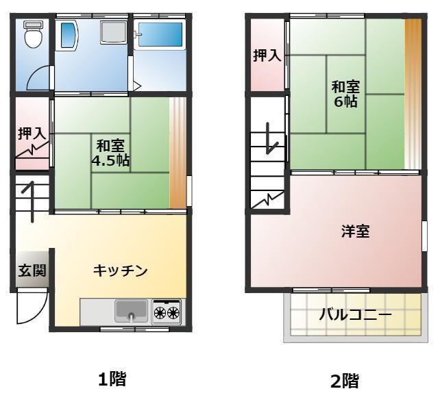 門脇町(清水五条駅) 2100万円