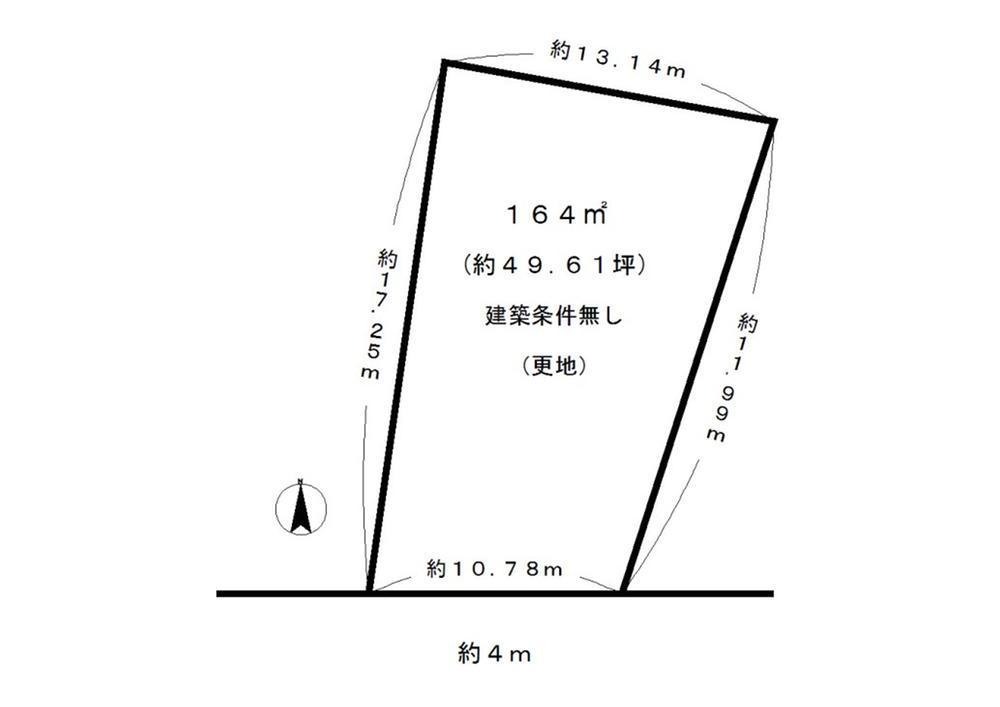 今津町大供(近江今津駅) 100万円