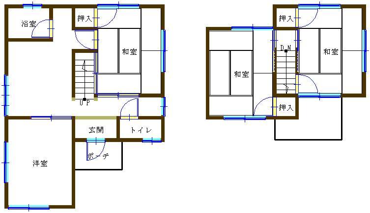 山田町(道後温泉駅) 580万円