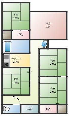 稲荷町(鹿児島駅) 250万円