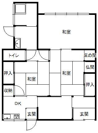 中央4(東中間駅) 150万円