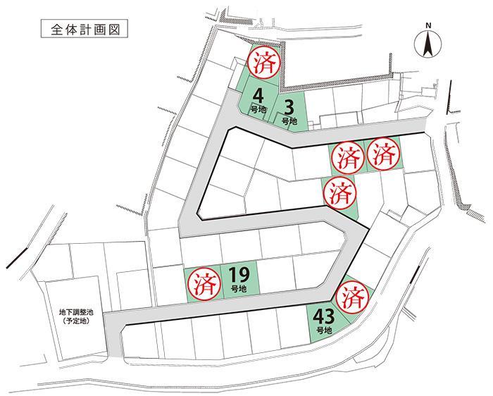 香椎駅東4 2001万円~2096万円
