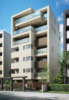 出来るだけ多くの賃貸住宅を確保したうえで、1階を医院。5~7階を自宅にした賃貸併用7階建