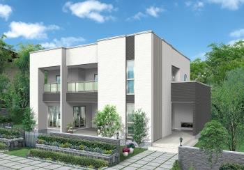 屋根材、外壁材、玄関ドアなど、色や形を豊富に取り揃えたバリエーションから自由にセレクト