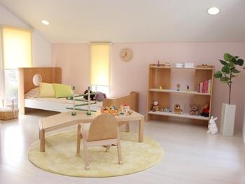 建具と調度品をお客様のお好みに合わせてコーディネート。豊富な色、素材など標準仕様が充実しているので、自由に選び、思い描いていたこだわりのデザインが実現可能
