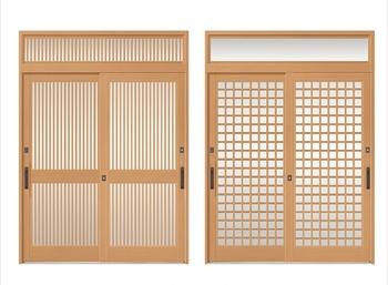 気品あふれる玄関引戸は、外の冷気を室内に伝えにくく結露の発生も抑える構造なので、高い断熱性能を発揮する