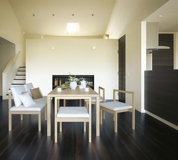 「蔵」は収納力に優れているだけではなく、立体的空間構成を可能にする