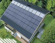 太陽光や太陽熱を活用した「創エネシステム」や、停電などの際も心強い「蓄電池」。さらには家庭内の生活エネルギーデータを元に、楽しく省エネできるソーシャルネットワーキングサービス「enecoco(エネココ)」(2011年度グッドデザイン賞受賞)を用意。エネルギーの自立が実現できる家になる