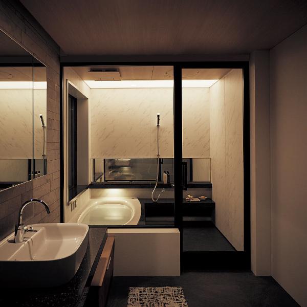 L-クラス バスルーム