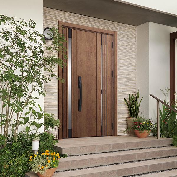 1dayリフォーム リシェント玄関ドア3