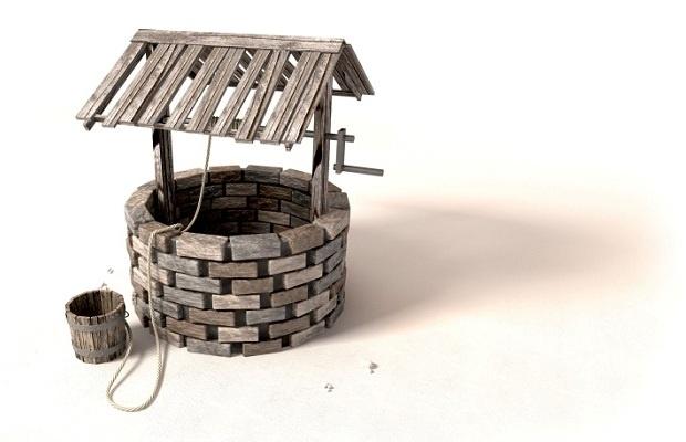 実は個人宅でも簡単に掘れる井戸...