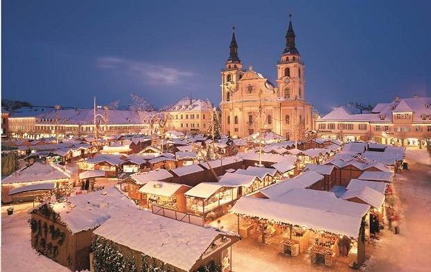 ドイツのクリスマスは12月6日