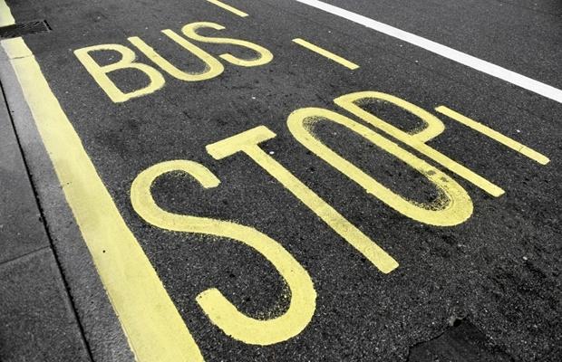 ここは日本!? 全国から厳選、アメリカ気分を味わえるバス停名
