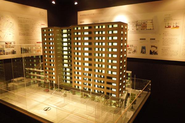 最後の同潤会「上野下アパート」の面影を残す新築マンションが誕生